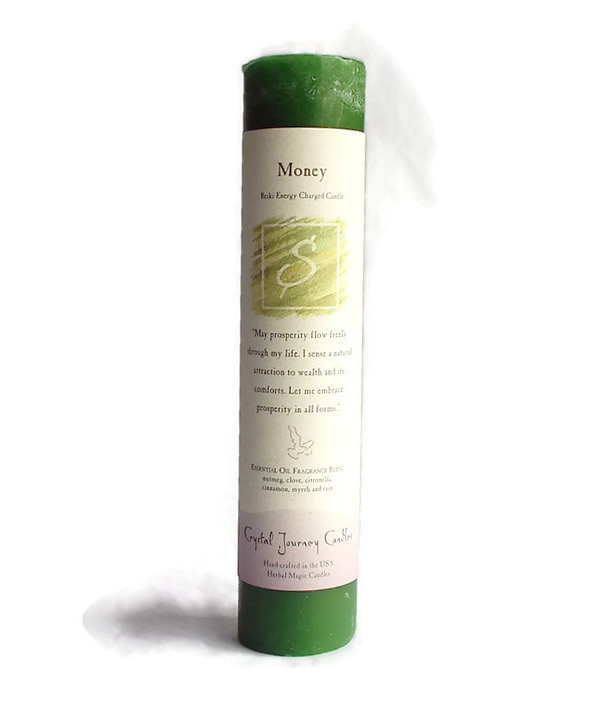 Herbal Magic Pillar Money