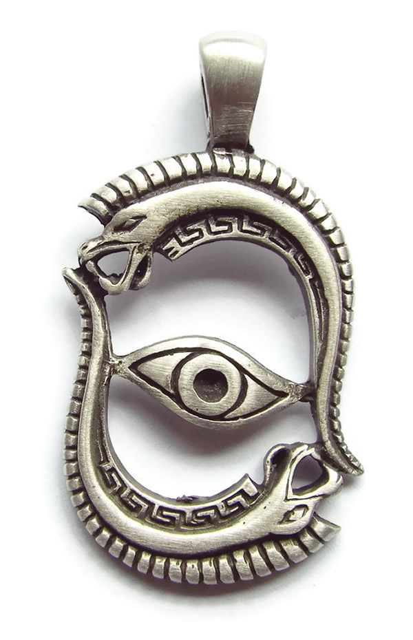 Nordic Victory Pewter Pendant