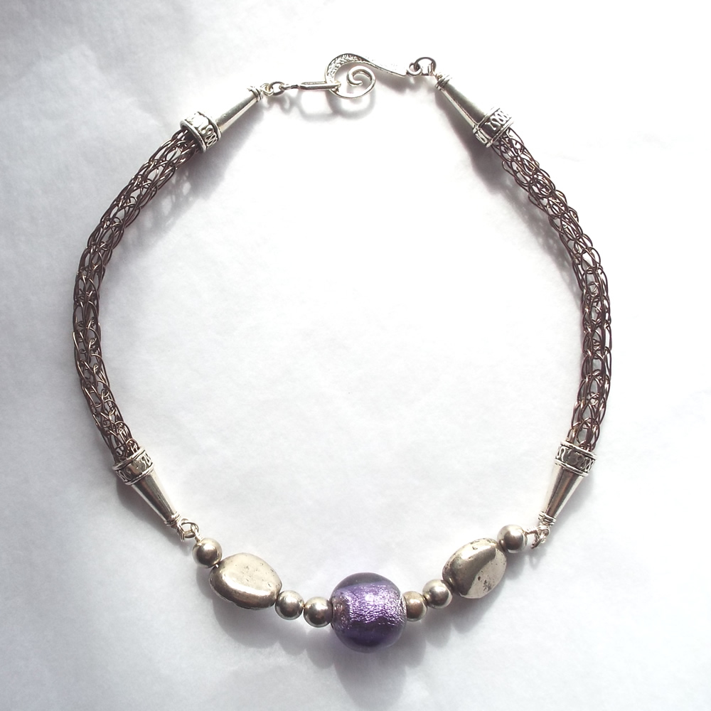 Viking Knit Necklaces and Bracelets at Otherwise Trading